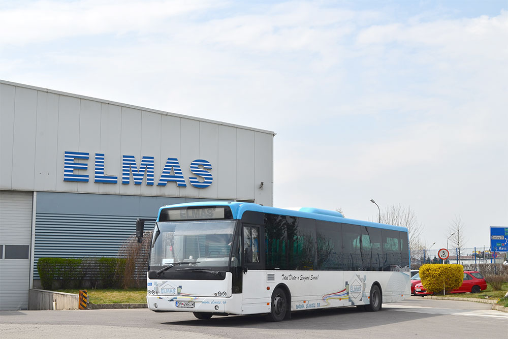 Transport bus Elmas