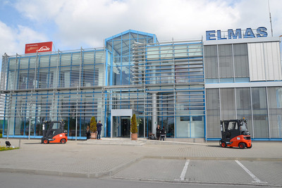 Linde forklift trucks remanufactured by Elmas - seminar